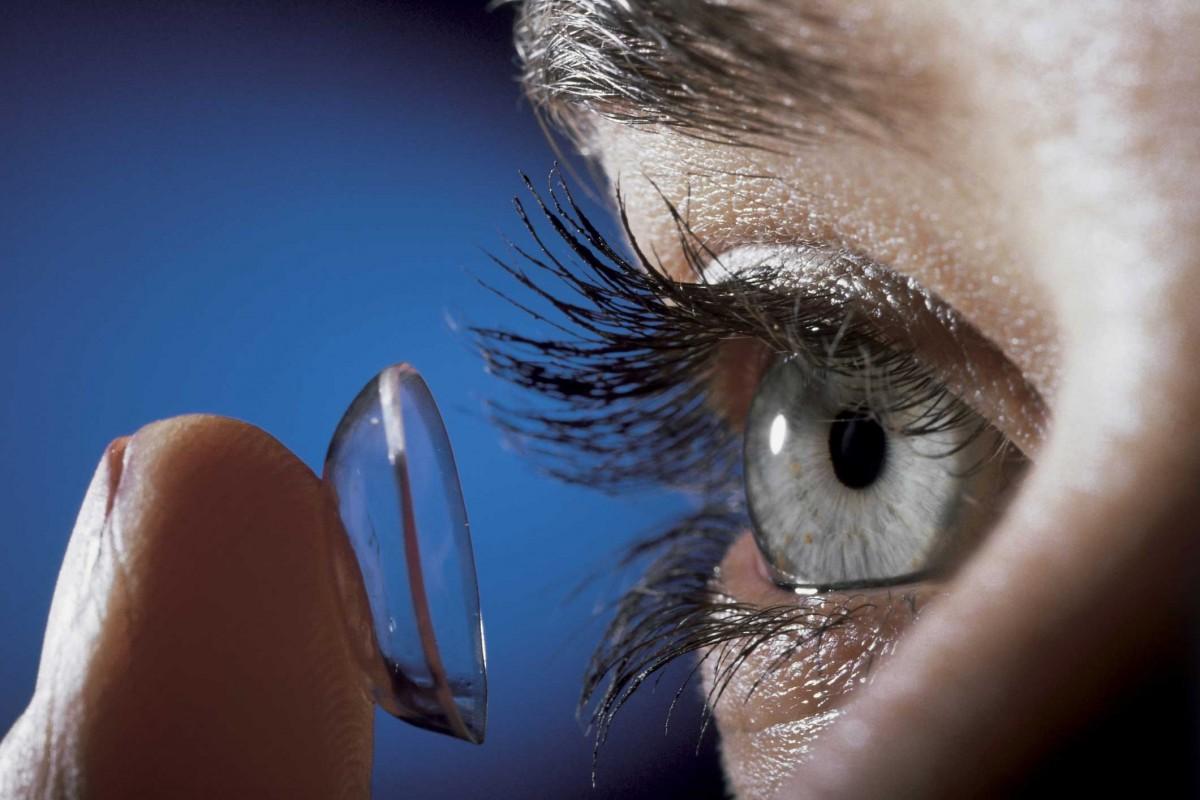 Средства по уходу за контактными линзами